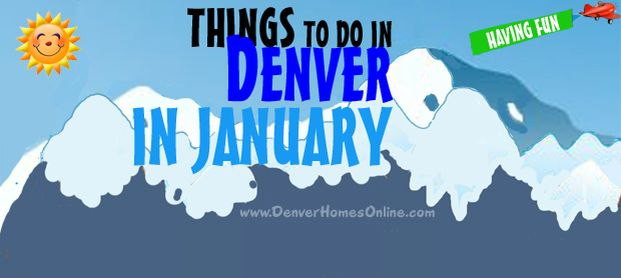 What to do in denver co in january
