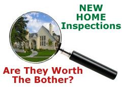New Home Inspections
