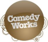 comedy works logo
