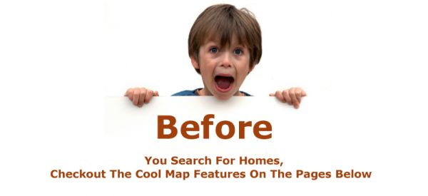 map search tips