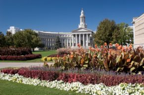 denver civic center downtown